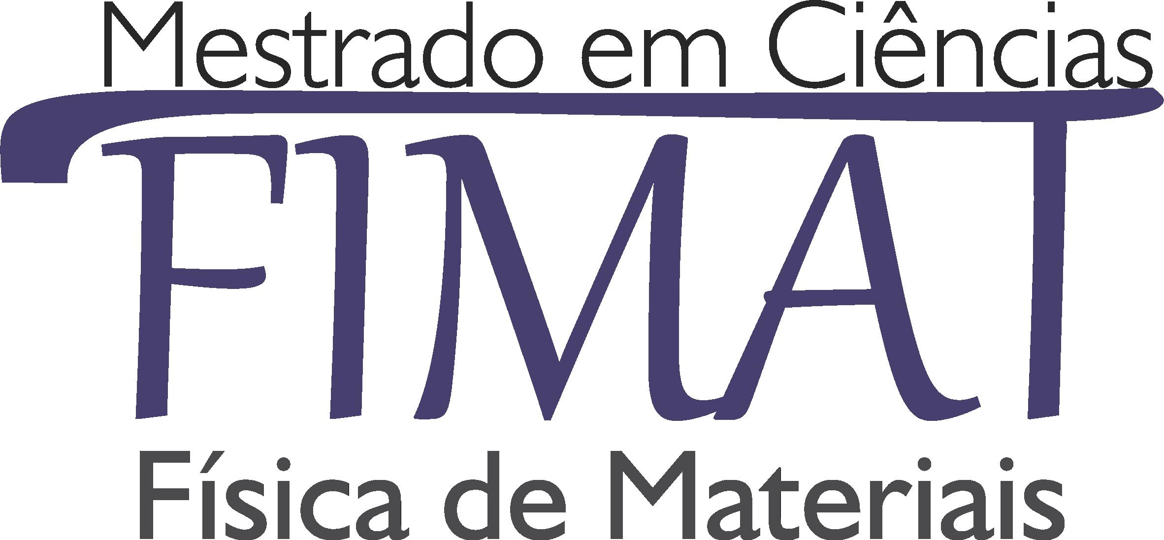 Programa de Pós-Graduação em Ciências