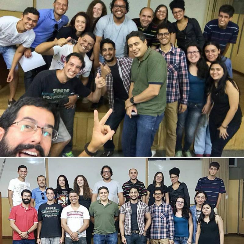Encerramento da V Semana de Física de Materiais - VSEFIMAT
